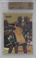 Shaquille O'Neal /400 [BGS 10]