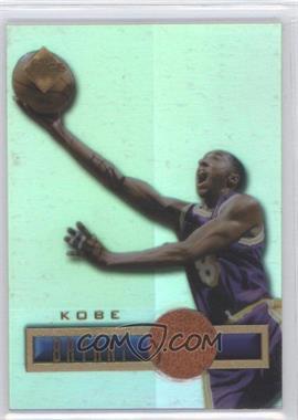 1998-99 Collector's Edge Authentic Edge - [Base] - Round Ball [Memorabilia] #KOBR.1 - Kobe Bryant (Purple Jersey)