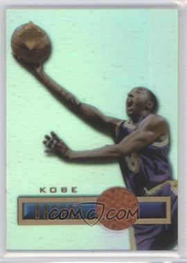 1998-99 Collector's Edge Authentic Edge Round Ball [Memorabilia] #KOBR.1 - Kobe Bryant (Purple Jersey)