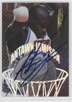 Antawn Jamison (Blue Ink)