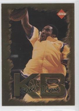 1998-99 Collector's Edge Impulse KB8 Alternate Gold #N/A - Kobe Bryant