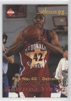 Korleone Young, Kobe Bryant