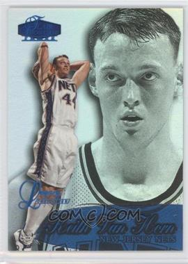 1998-99 Flair Showcase Legacy Collection Row 3 #1L - Keith Van Horn /99
