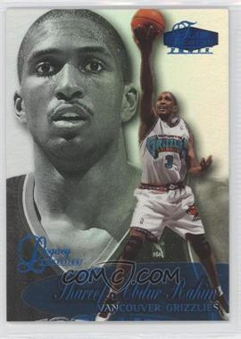 1998-99 Flair Showcase Legacy Collection Row 3 #9L - Shareef Abdur-Rahim /99