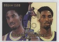 Kobe Bryant /1500