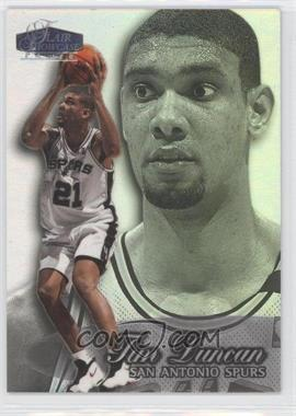 1998-99 Flair Showcase Row 3 #3 - Tim Duncan
