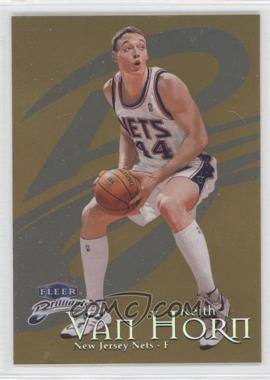 1998-99 Fleer Brilliants Gold #90G - Keith Van Horn /99