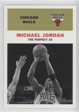 1998-99 Fleer Tradition Vintage '61 #142 - Michael Jordan