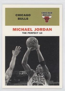 1998-99 Fleer Tradition Vintage '61 #142 - Michael Jordan
