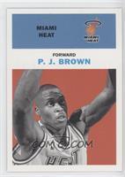 P.J. Brown