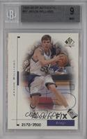 Jason Williams /3500 [BGS 9]