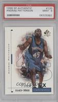 Andrae Patterson /3500 [PSA9]