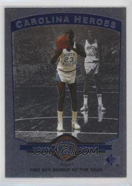 1998-99 SP Top Prospects - Carolina Heroes #H4 - Michael Jordan