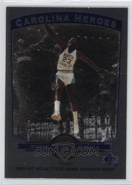 1998-99 SP Top Prospects Carolina Heroes #H1 - Michael Jordan