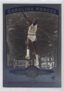 1998-99 SP Top Prospects Carolina Heroes #H1 - Michael Jordan