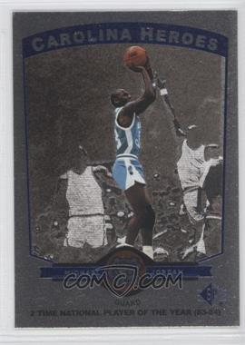 1998-99 SP Top Prospects Carolina Heroes #H2 - Michael Jordan