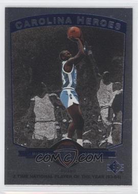 1998-99 SP Top Prospects Carolina Heroes #H2 - Michael Jordan