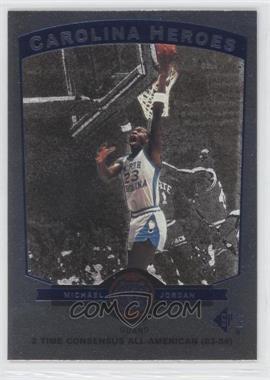 1998-99 SP Top Prospects Carolina Heroes #H3 - Michael Jordan