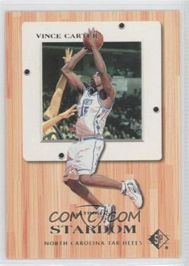 1998-99 SP Top Prospects Destination Stardom #2 - Vince Carter