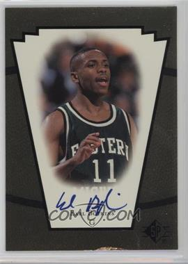 1998-99 SP Top Prospects Vital Signs [Autographed] #EB - Earl Boykins
