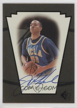 1998-99 SP Top Prospects Vital Signs [Autographed] #JH - J.R. Henderson