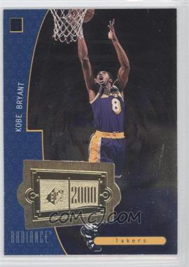 1998-99 SPx Finite - [Base] - Radiance #151 - Kobe Bryant /2025