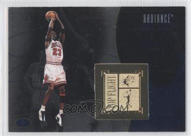 1998-99 SPx Finite - [Base] - Radiance #181 - Michael Jordan /1130
