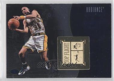 1998-99 SPx Finite - [Base] - Radiance #190 - Reggie Miller /1130