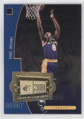 1998-99 SPx Finite Radiance #151 - Kobe Bryant /2025