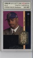Vince Carter /1500 [ENCASED]