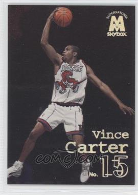 1998-99 Skybox Molten Metal - [Base] #134 - Vince Carter