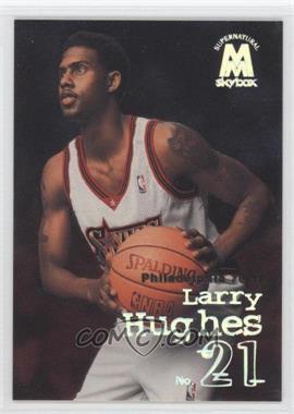 1998-99 Skybox Molten Metal - [Base] #138 - Larry Hughes