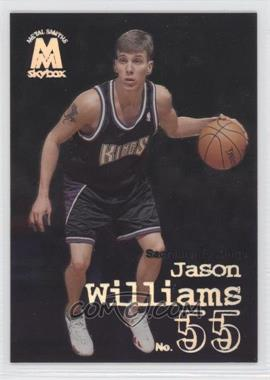 1998-99 Skybox Molten Metal - [Base] #26 - Jason Williams