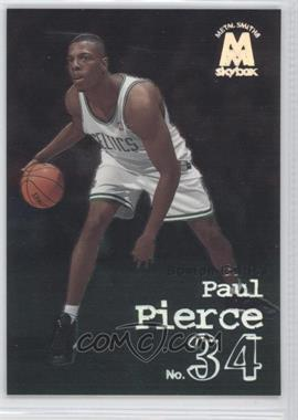 1998-99 Skybox Molten Metal - [Base] #91 - Paul Pierce