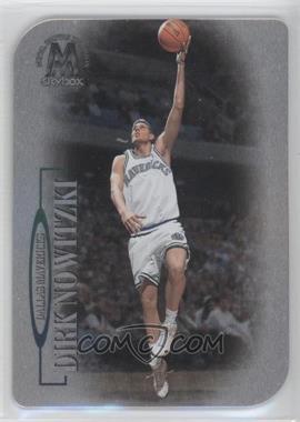 1998-99 Skybox Molten Metal Xplosion #35 - Dirk Nowitzki