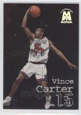 1998-99 Skybox Molten Metal #134 - Vince Carter