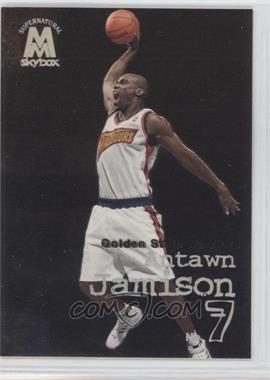 1998-99 Skybox Molten Metal #140 - Antawn Jamison