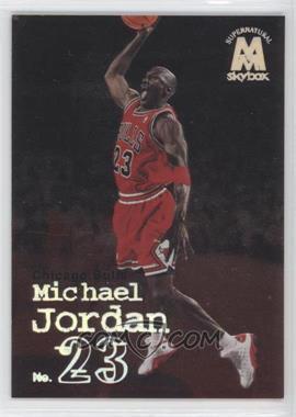 1998-99 Skybox Molten Metal #141 - Michael Jordan