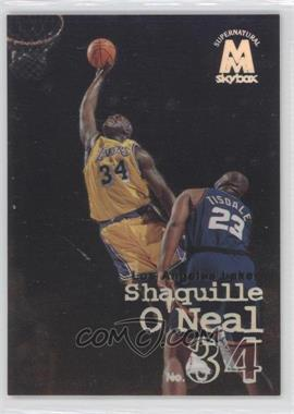 1998-99 Skybox Molten Metal #145 - Shaquille O'Neal