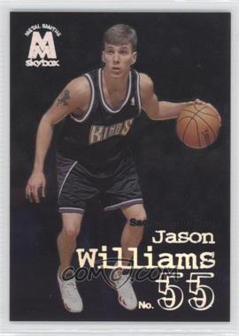 1998-99 Skybox Molten Metal #26 - Jason Williams