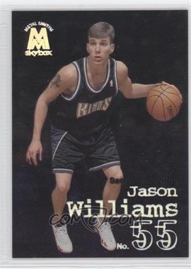 1998-99 Skybox Molten Metal #26 - Jason Williams