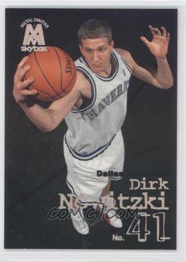 1998-99 Skybox Molten Metal #35 - Dirk Nowitzki