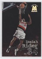 Isaiah Rider
