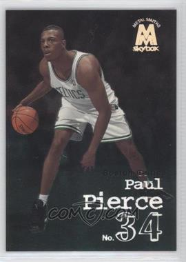 1998-99 Skybox Molten Metal #91 - Paul Pierce