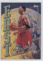 Scottie Pippen, Kevin Garnett