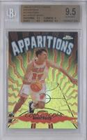 Brent Barry /100 [BGS 9.5]