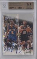 Tim Duncan, Larry Johnson [BGS 9.5]