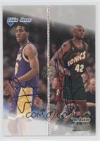 Eddie Jones, Vin Baker