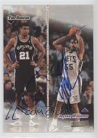 Tim Duncan, Jayson Williams