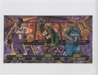 Kobe Bryant, Gary Payton, Stephon Marbury